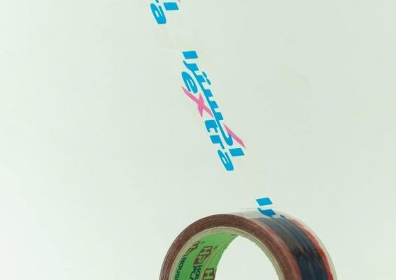 سلوتيب شفاف مطبوع سلوتيب للمصانع - Factory Original Adhesive Tape