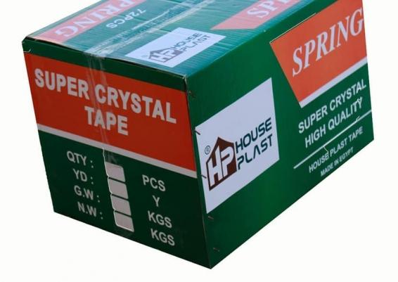 سلوتيب كريستال  سلوتيب سوبر كليراتش بي HP سلوتيب Adhesive كريستال Crystal كلير Clear عالي الجودة HP