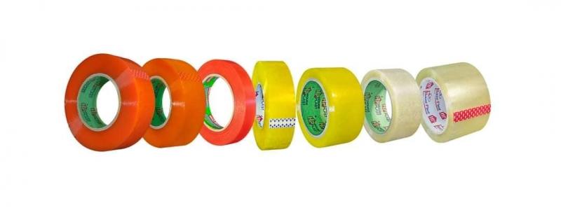 سلوتيب شفاف  Scotch Adhesive Tape  اقوي سلوتيب للمصانع والمكتبات