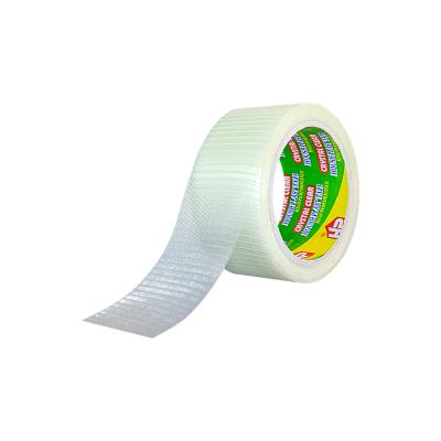 مسلح شبكي وطولي - reticular and longitudinal tape